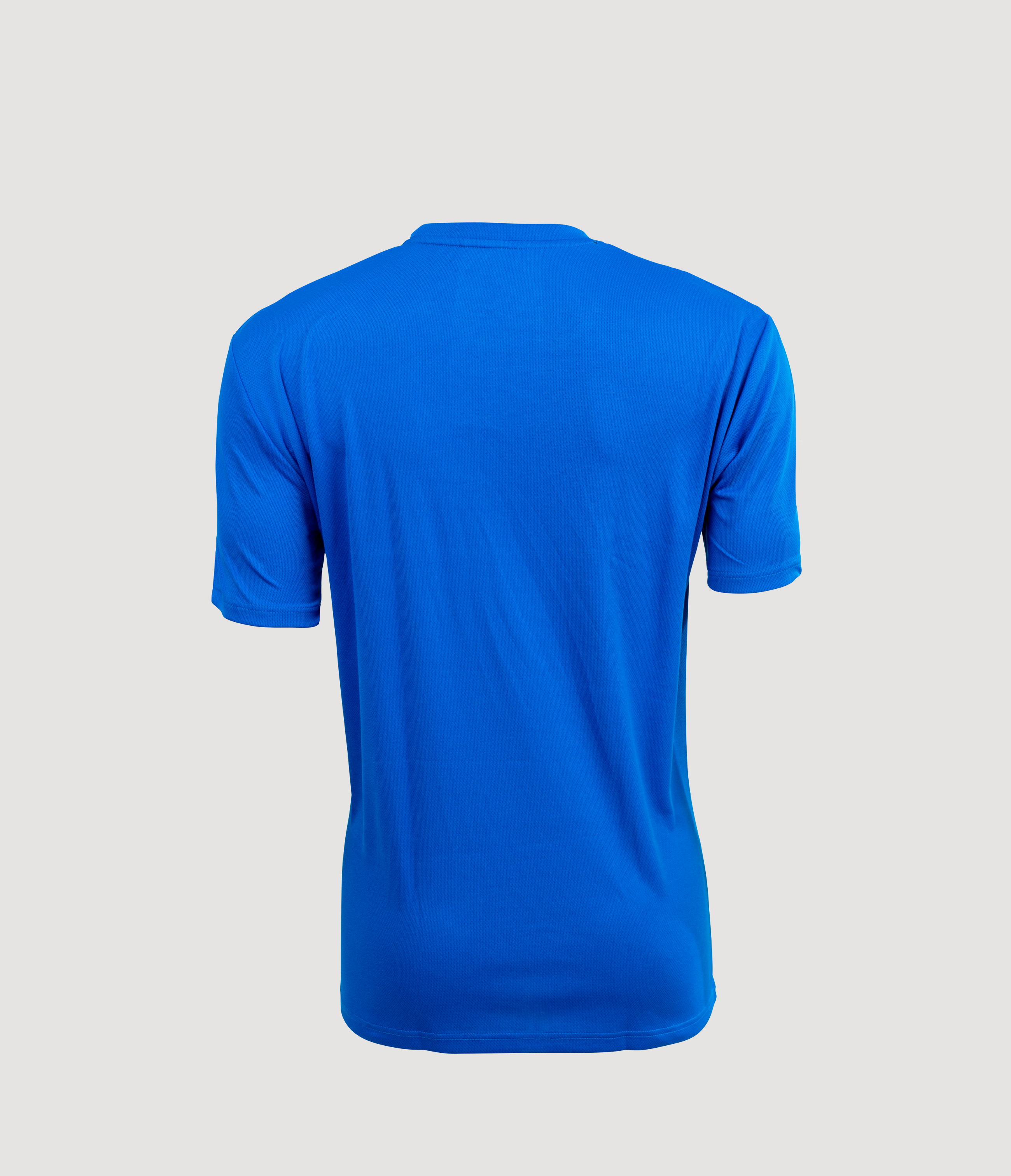 Atlanta II Training Shirt Royal Blue Back