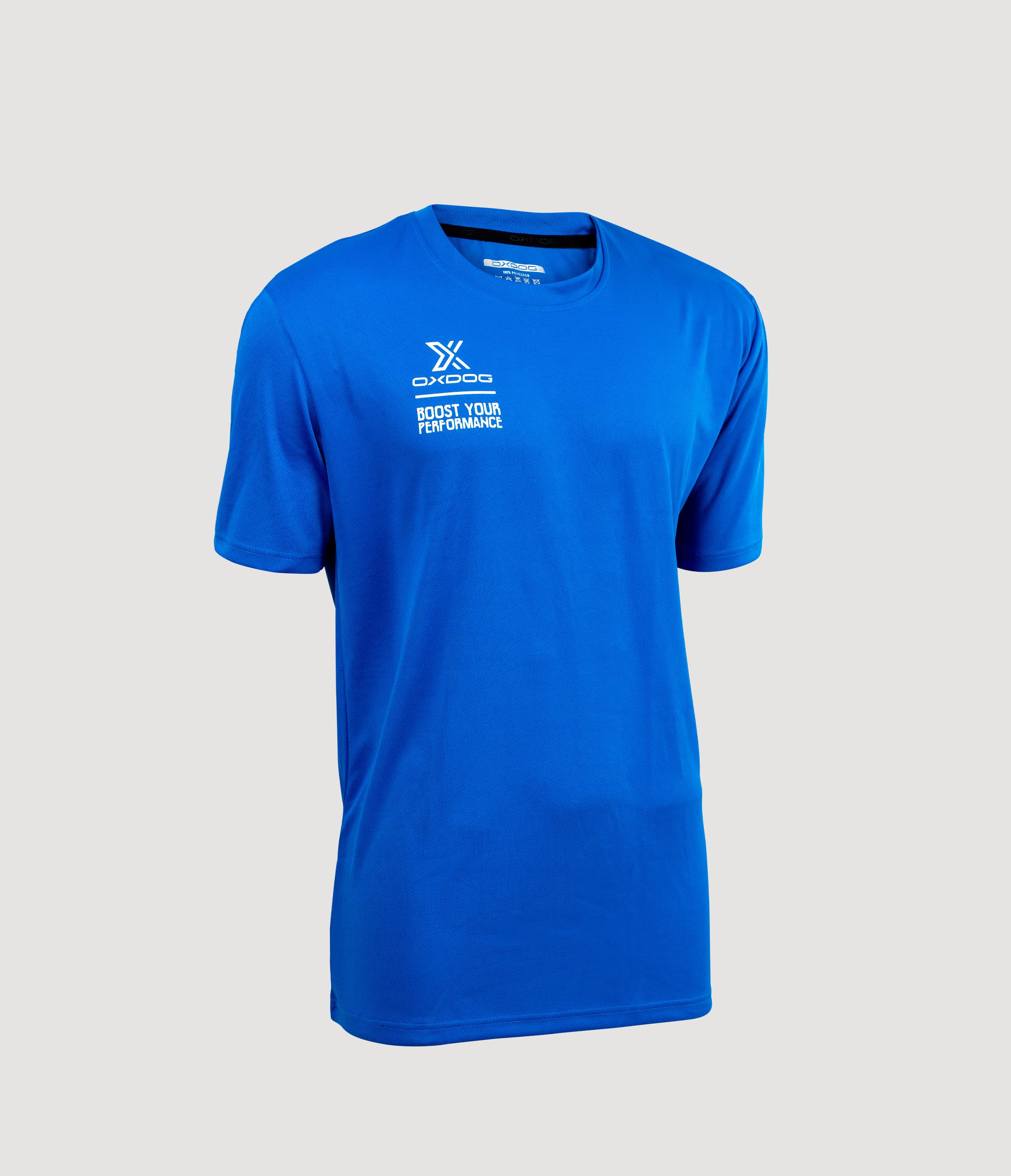 Atlanta II Training Shirt Royal Blue Front