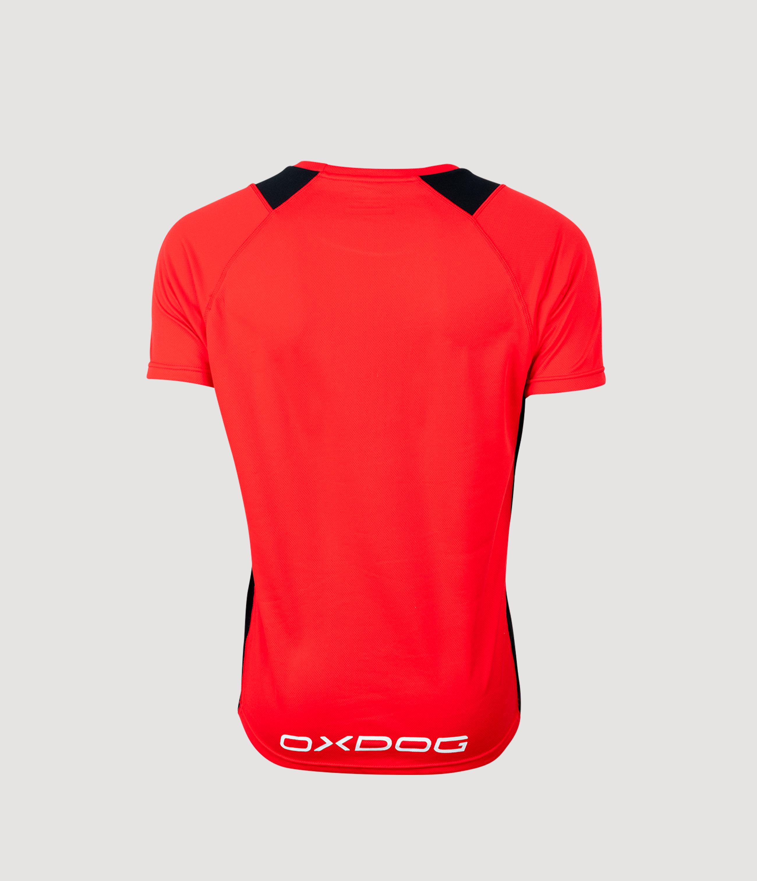 Avalon Shirt Red Back