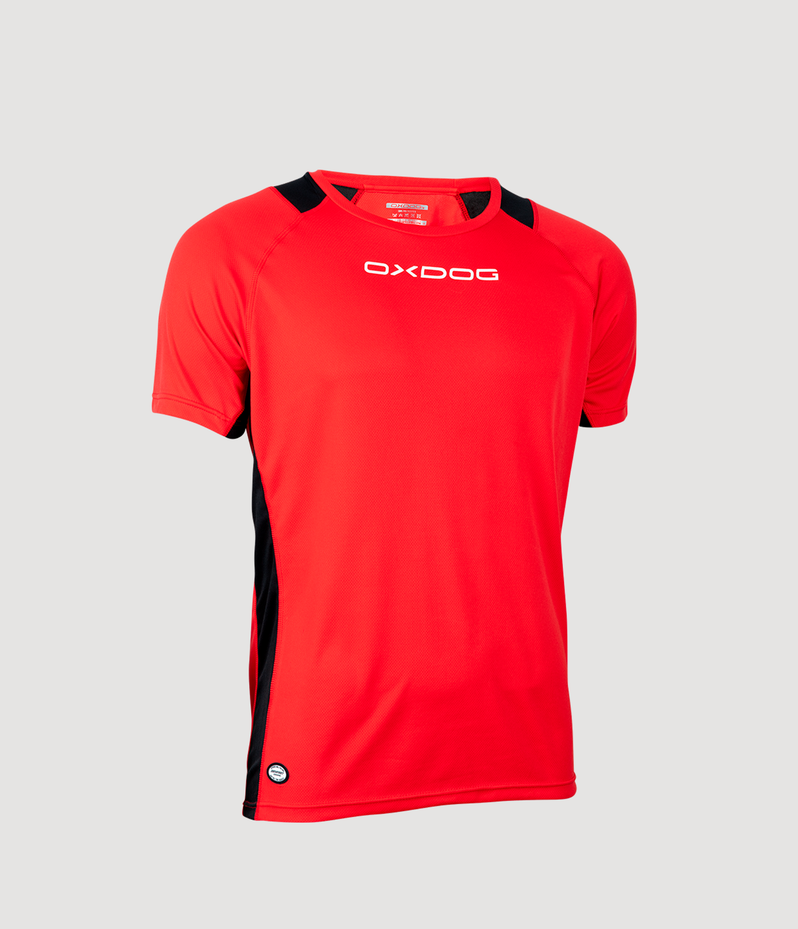 Avalon Shirt Red Front