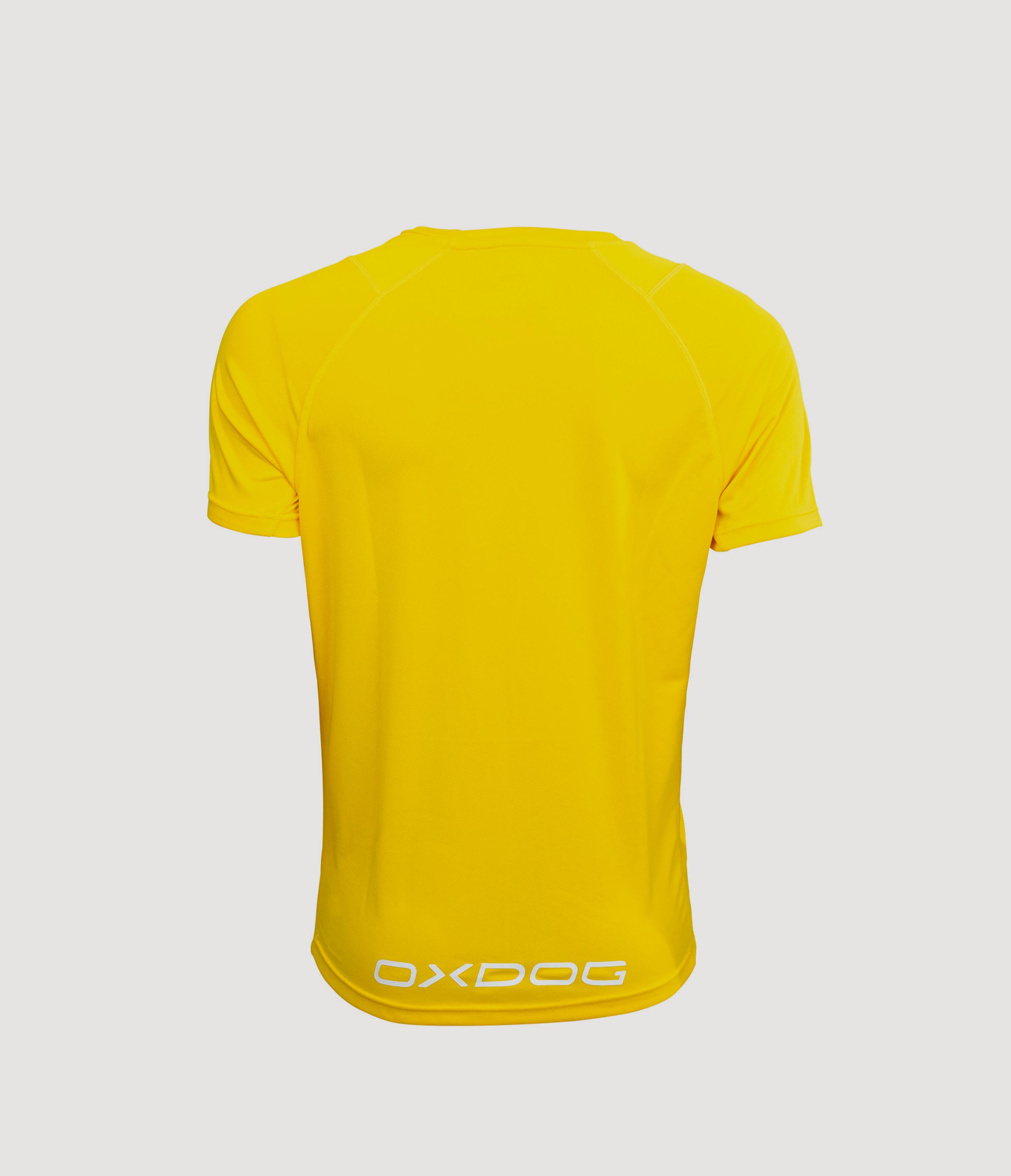 Avalon Shirt Yellow Back