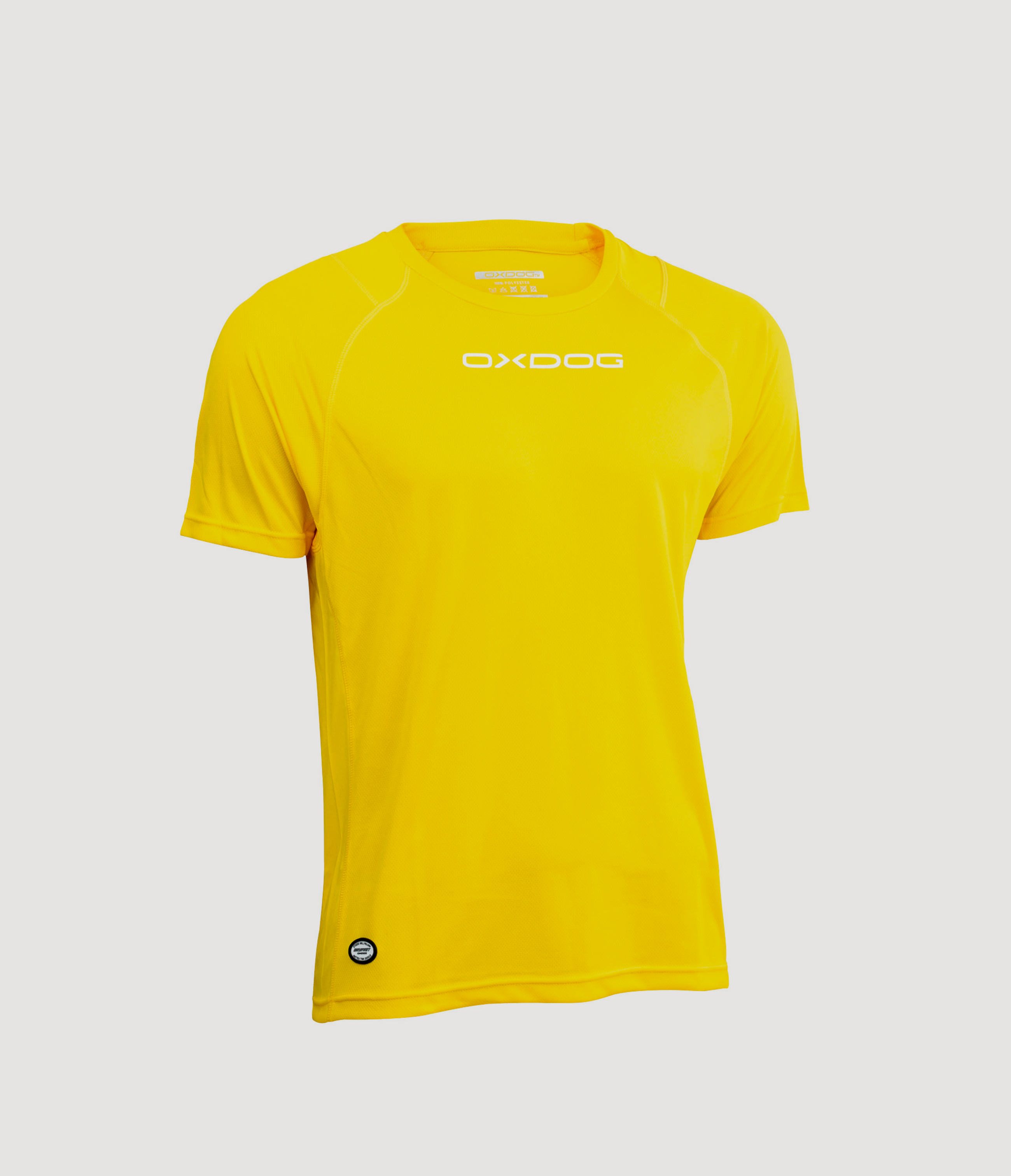 Avalon Shirt Yellow Front