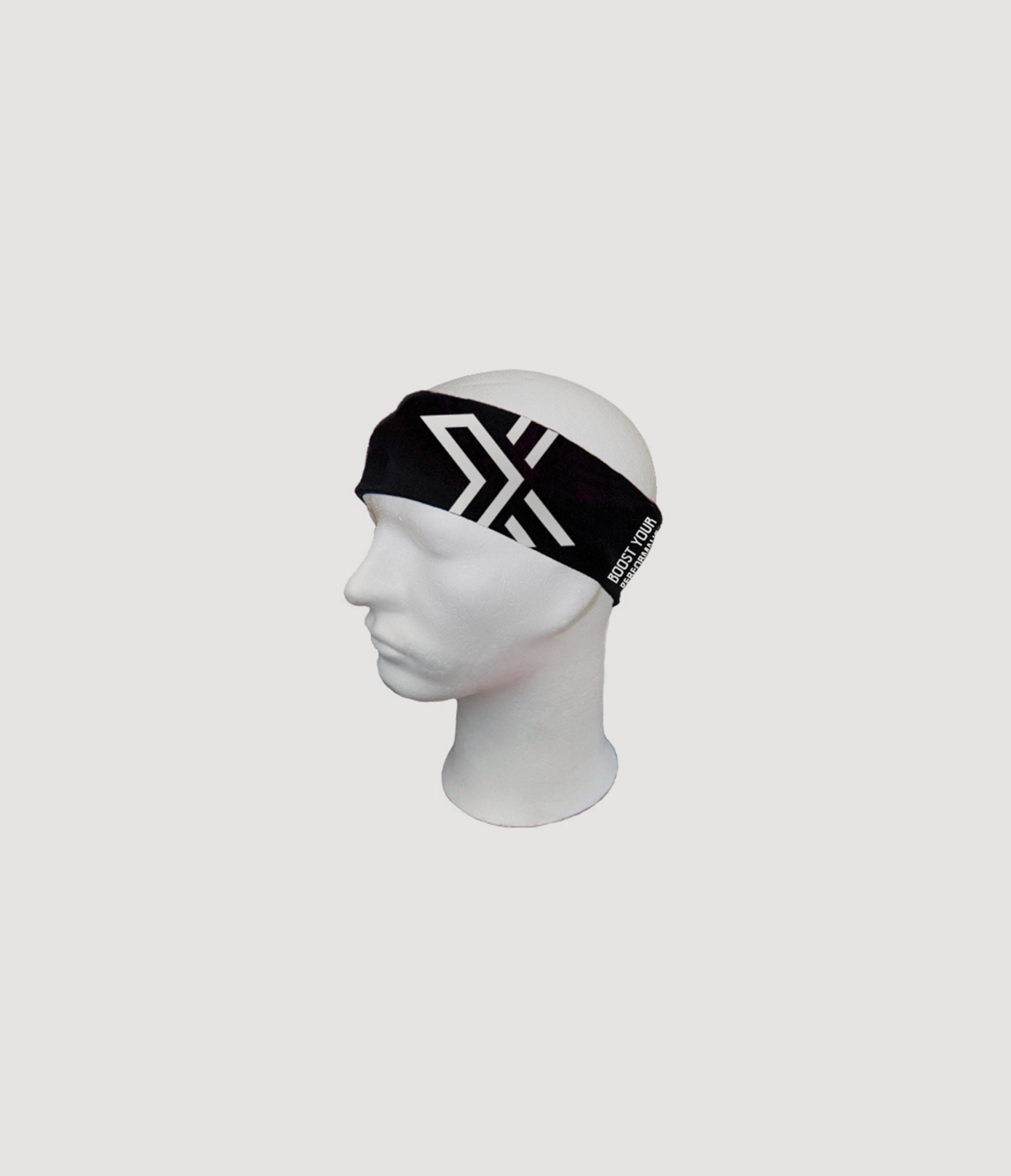 Bright Headband Black/White