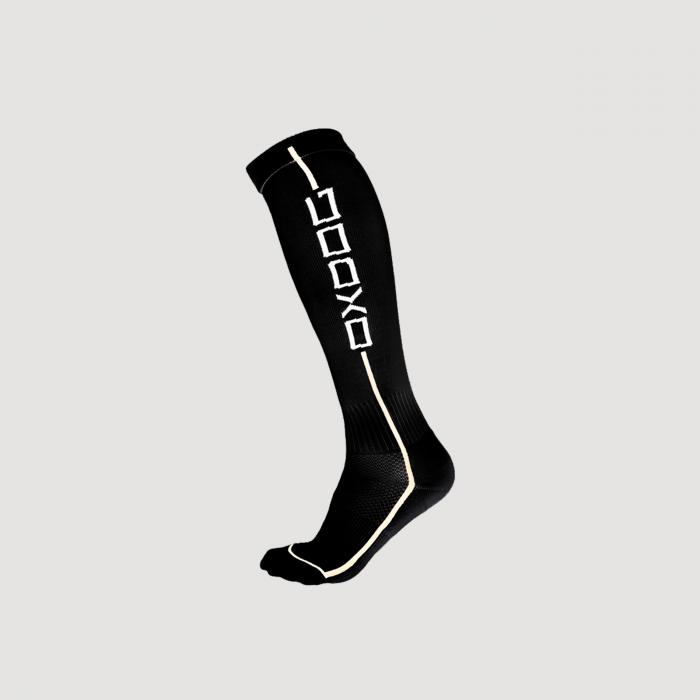 Fit Socks BlackWhite