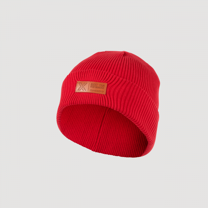 Look Beanie Red