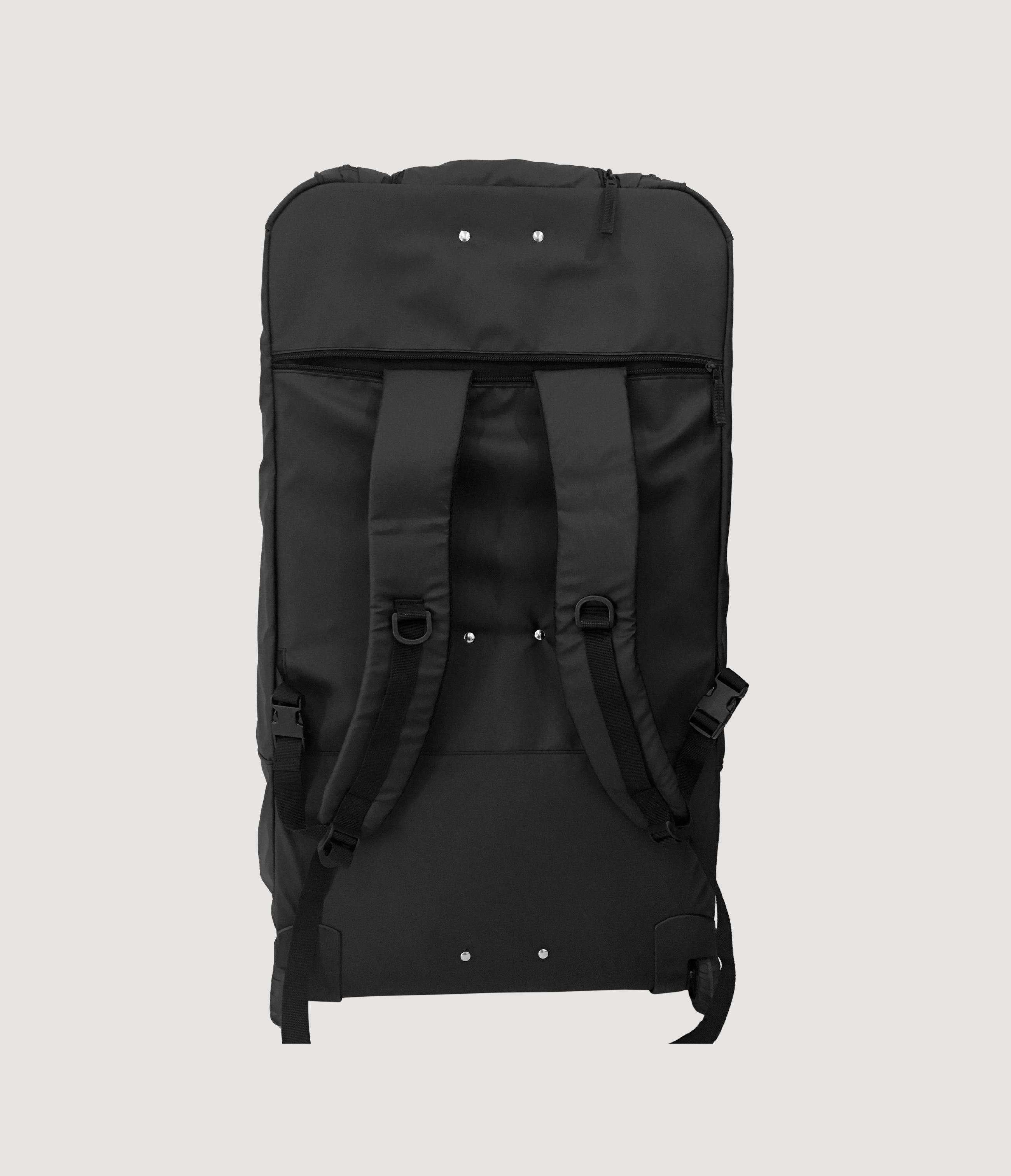 OX3 Pro Wheelbag Back