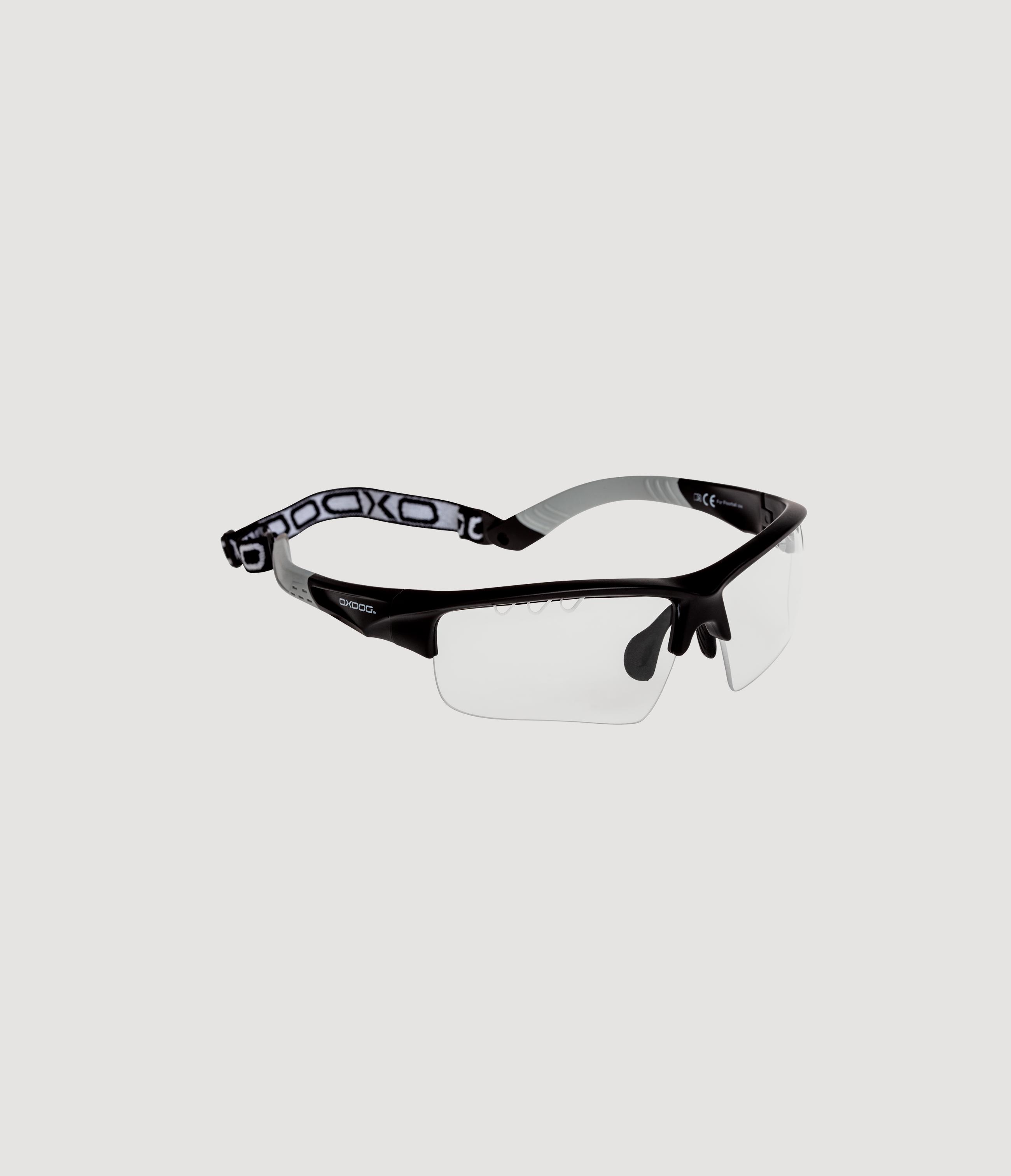Spectrum Eyewear Black Strap
