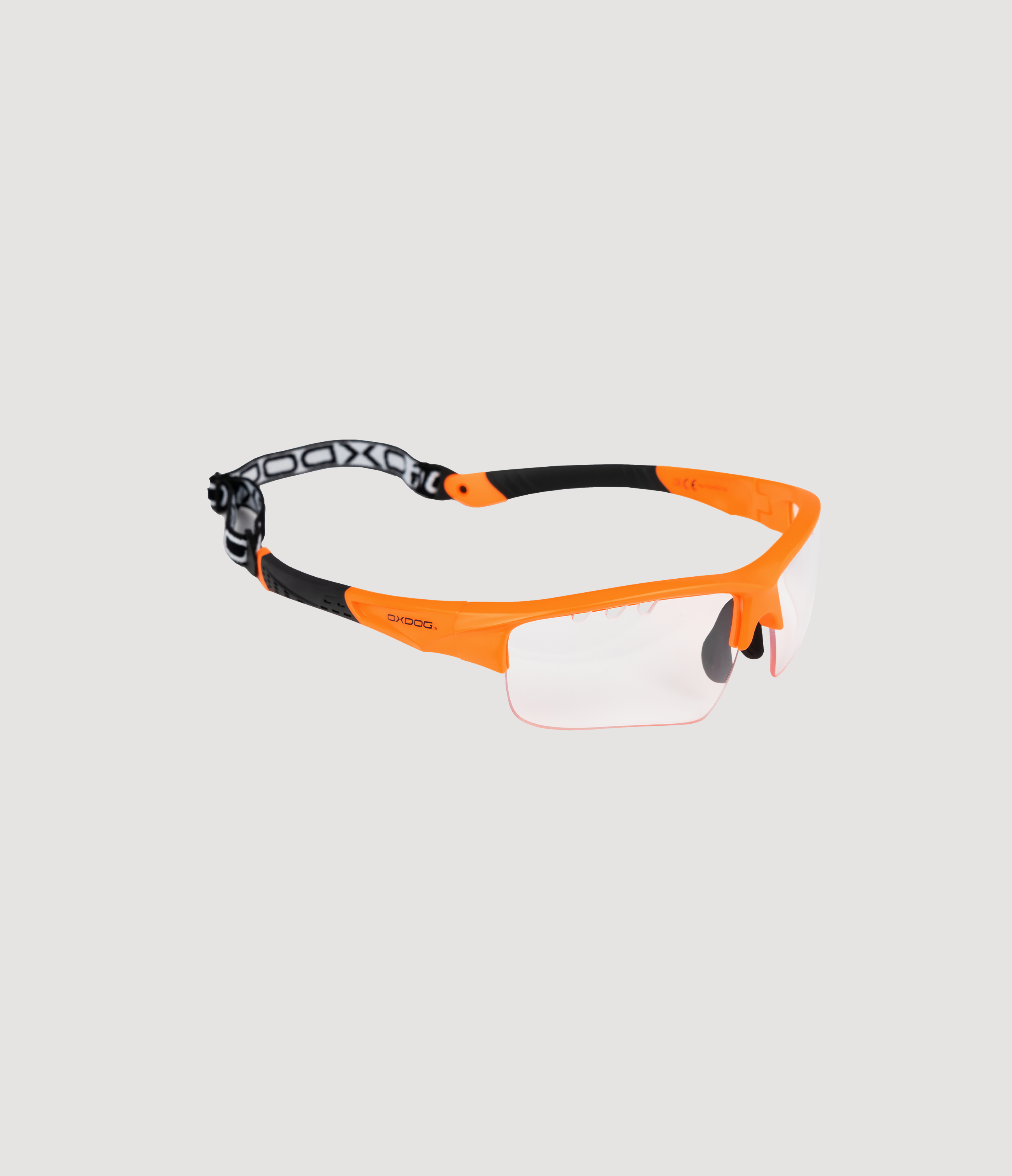 Spectrum Eyewear Orange Strap