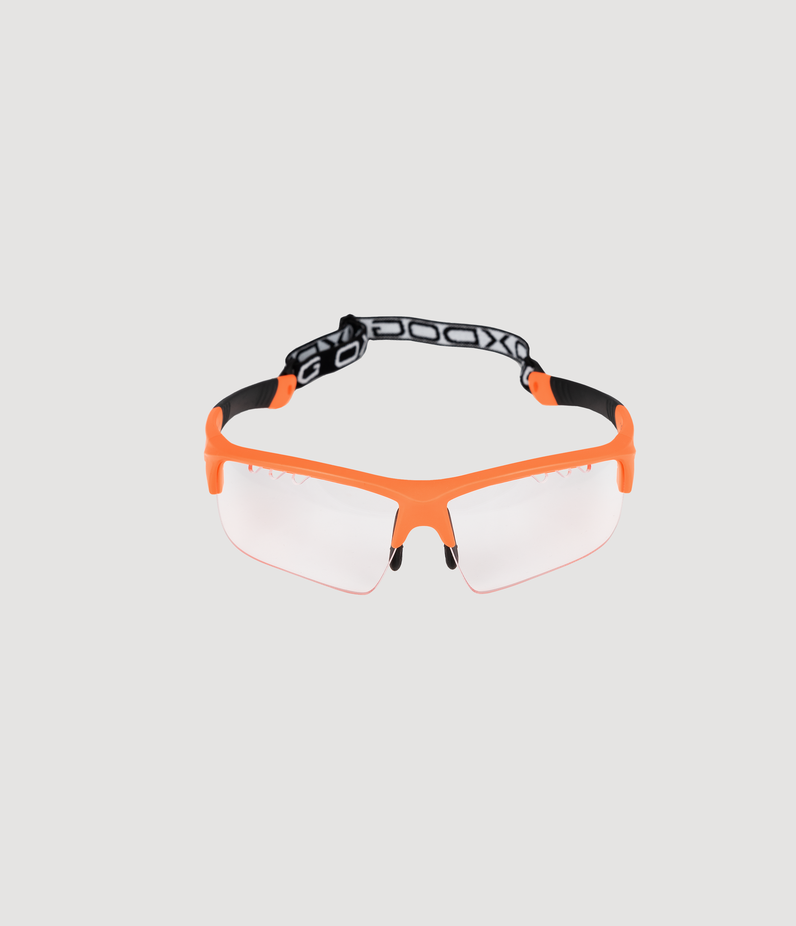 Spectrum Eyewear Orange Front