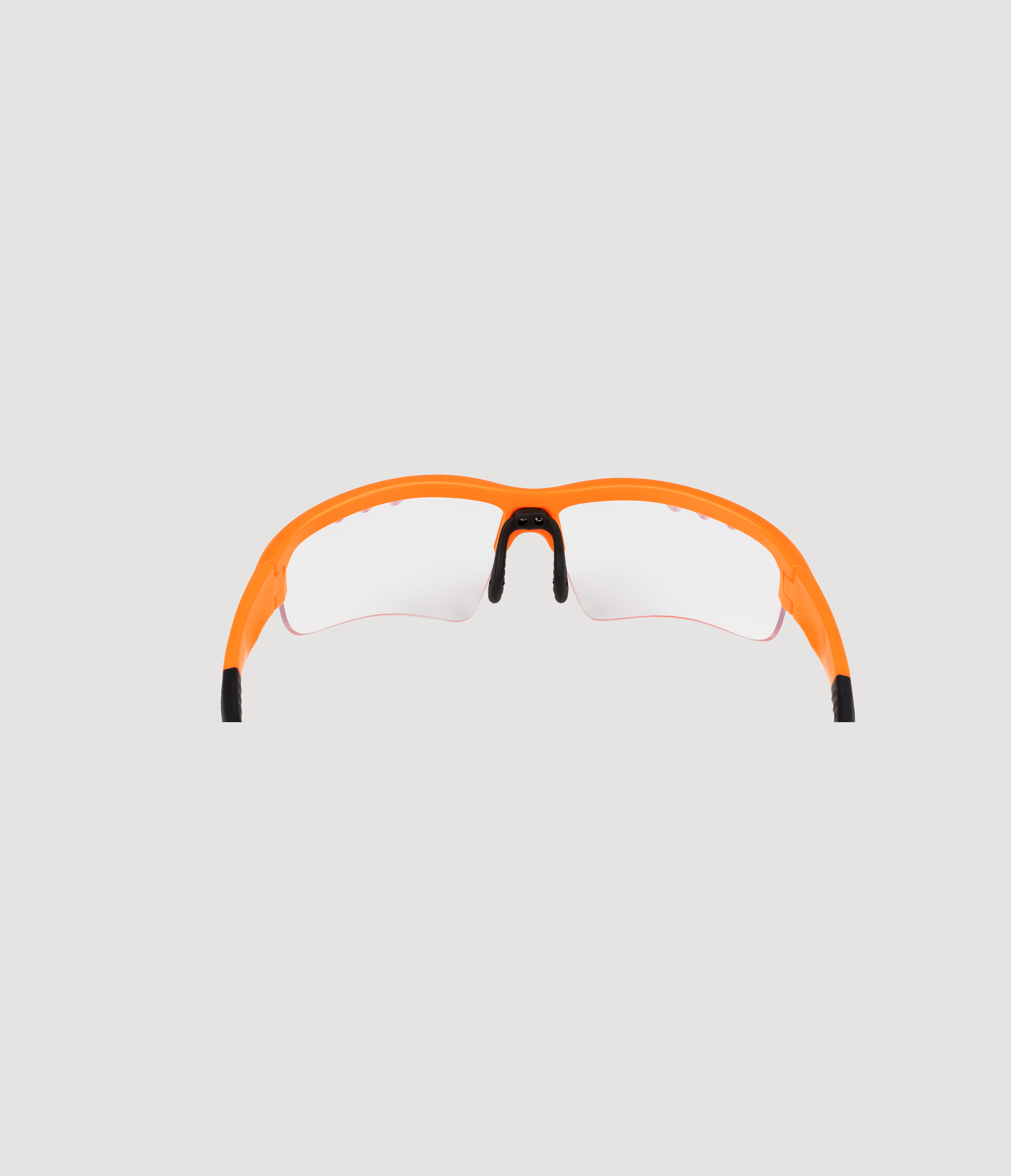 Spectrum Eyewear Orange Inside