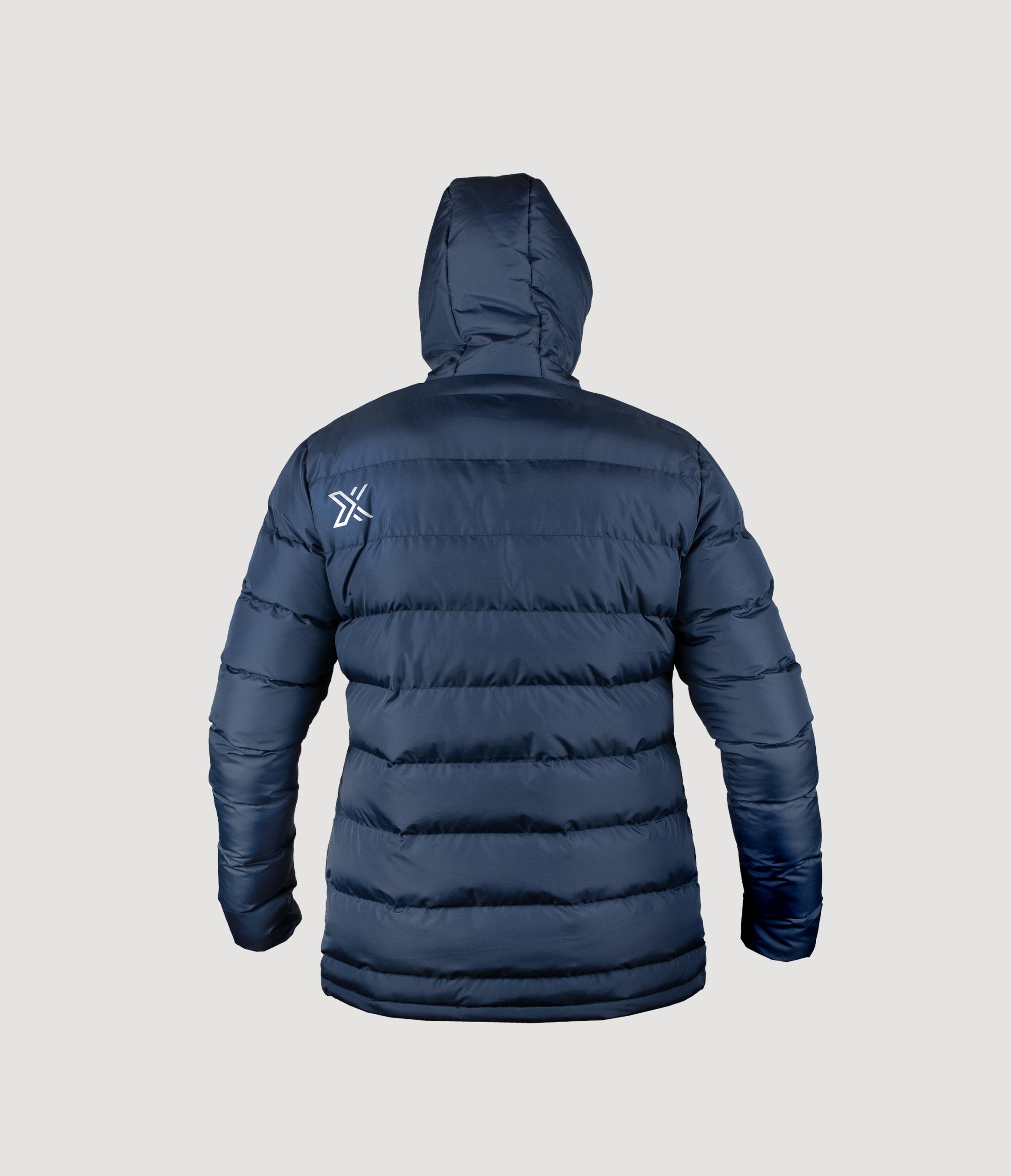 Fenix Padded Jacket Navy Blue